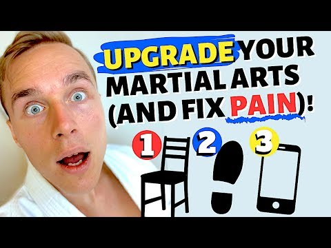 3 Martial Arts Lifehacks for Flexibility, Strength & Health thumbnail