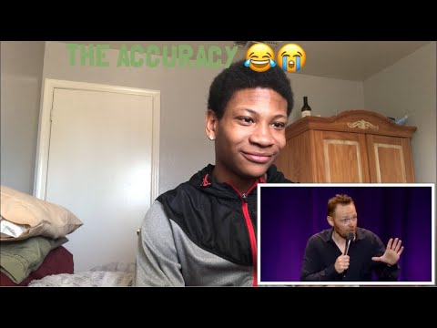 Bill Burr - no reason to hit a woman - how women argue from You People are all the Same REACTION VID