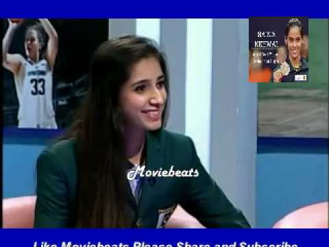 India's World No 1 Shuttler Saina Nehwal is Idol of Pakistani Shuttler