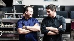 Kitchen Impossible mit Tim Mälzer vs. Tim Raue am 06.03. bei VOX und online bei TV NOW