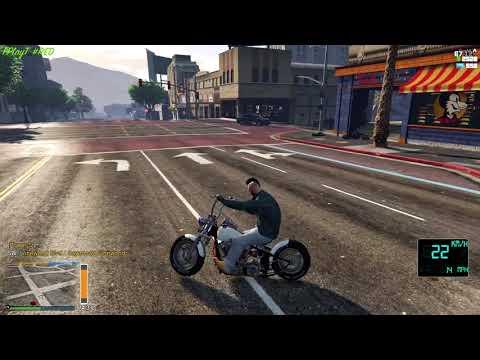 GTA 5 REAL LIFE - FACEM ROLE PLAY DE ROCKER MAFIOT SI CRIME