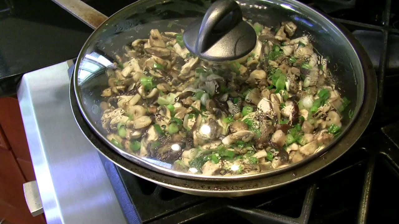 Kookoo mushroom gharch persian food 1 youtube forumfinder Images