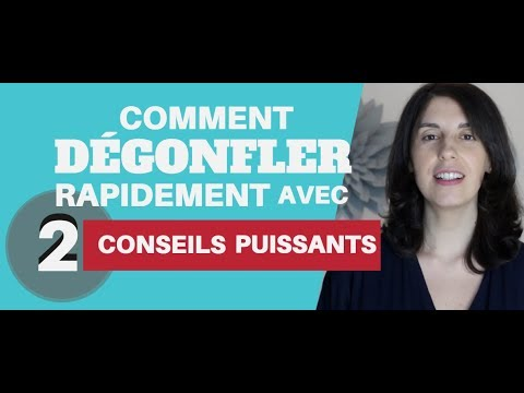 comment d gonfler rapidement avec 2 conseils puissants youtube. Black Bedroom Furniture Sets. Home Design Ideas
