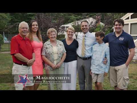 Testimonials for Paul Magliocchetti for MA State Representative 2017 - 1:00