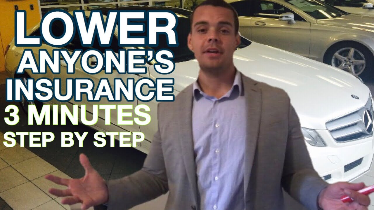 How to get CHEAP CAR INSURANCE - YouTube