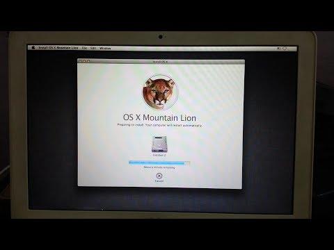 Apple MacBook OS installation | Mac install | Apple laptop formatting in Hindi