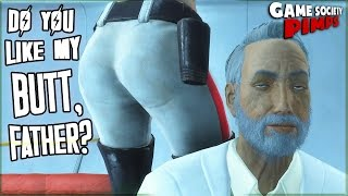 Do You Like My Buns, Father? - Fallout 4 Pimps (E029) - GameSocietyPimps