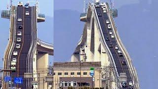 رحت على أخطر جسر في العالم