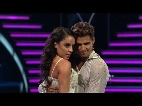 Maxi Iglesias bailó a ritmo de bachata  Mira Quién Baila