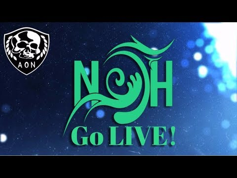 Agents of NOSH Go LIVE! -  WARFRAME, Gangsters of the Galaxies #4