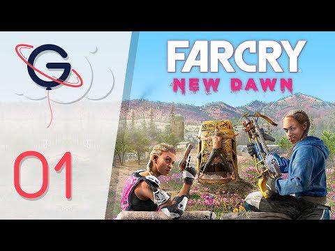FAR CRY NEW DAWN FR #1 : Retour à Hope County ! thumbnail