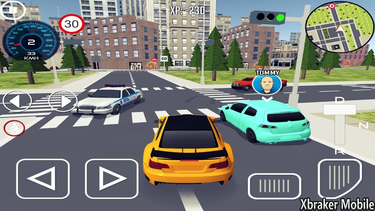 Car Driving School 3D - Car Compilation - Speed Version - Android Gameplay