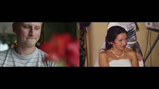 Свадебный сюрприз жениха невесте, сюрприз на свадьбу, подарок на свадьбу