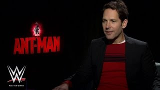 "WWE Network sneak peek: Unfiltered with Renee Young - ""Ant-Man"""