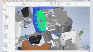 """Презентация курса """"Профессиональный видеокурс V4.0 по Autodesk Inventor 2021"""""""