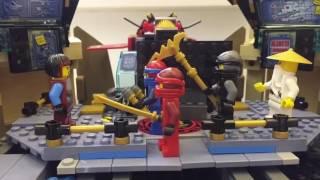 Лего нинзяго мастера кружицу 1 сезон 5 эпизод