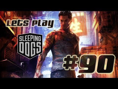 Let's Play Sleeping Dogs Episode 90 'Real Men Don't Karaoke'