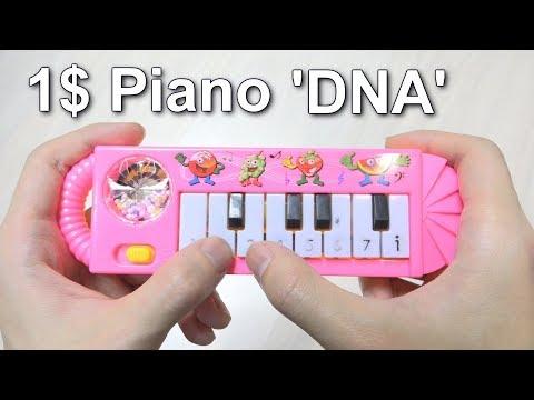 BTS (방탄소년단) 'DNA' 1$ piano cover