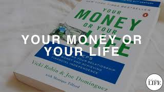 Video 194 Your Money Or Your Life by Vicki Robin and Joe Dominguez download MP3, 3GP, MP4, WEBM, AVI, FLV November 2017