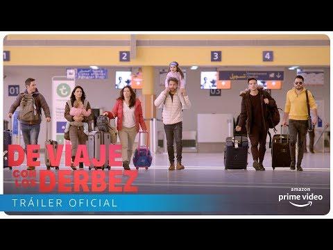 De Viaje con los Derbez - Tráiler Oficial   Amazon Prime Video