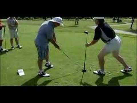 The New Golf Swing