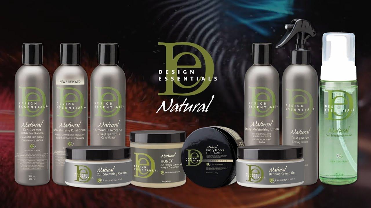 Design Essentials Almond And Avocado Curl Stretching Cream