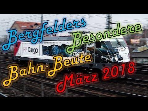 Bergfelders Besondere Bahn-Beute | März 2018