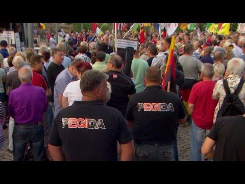 2 Jahre Pegida: Wo steht die Bewegung heute? (dbate)