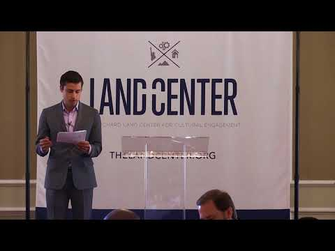 2018-03-29 Land Center Luncheon with John Cortines