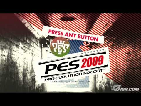 We're all right - Pes 2009 Original Soundtrack