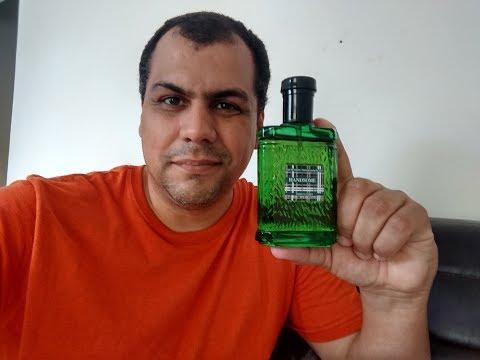 Perfume Handsome - Green Paris Elysees