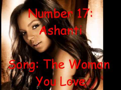 Top 50 Female R&B Artist