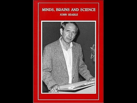 john searle minds brains and science part 1 a froth on reality