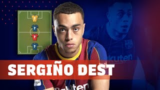 SERGIÑO DEST | MY TOP 4 (LEGENDS)