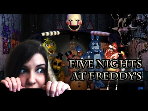 Five Nights At Freddy's #1 - 2 NUITS ABOMINABLES !