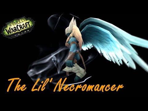 The Lil' Necromancer - Family Familiar Achievement - WoW Legion Pet Battle Guide