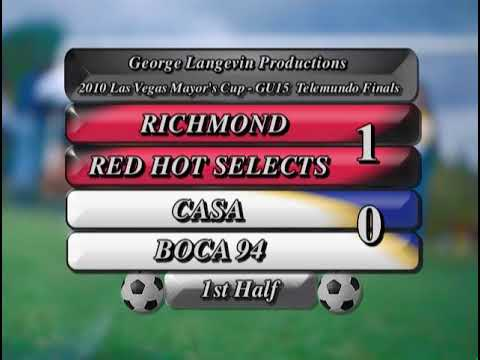 2010 02 15 RICHMOND RED HOT SELECTS  3 CASA BOCA 94  1  GU15