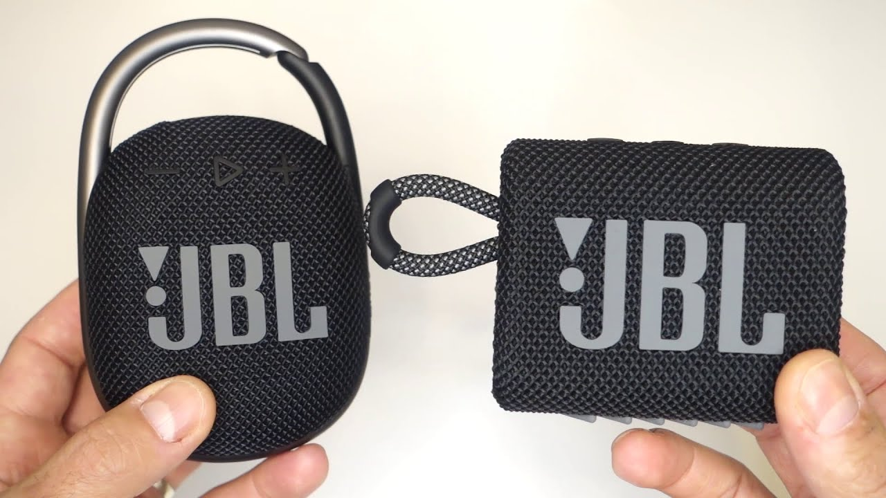 Download JBL Clip 4 VS Go 3 Bluetooth Speakers Review And Sound Test