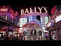 Do you know about BALLY'S Casino in Las Vegas?