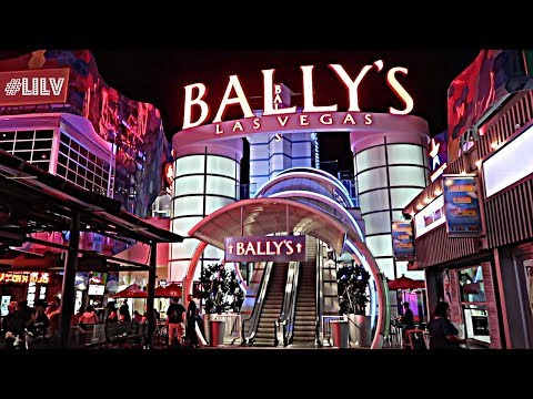 Do you know about BALLY'S in Las Vegas?