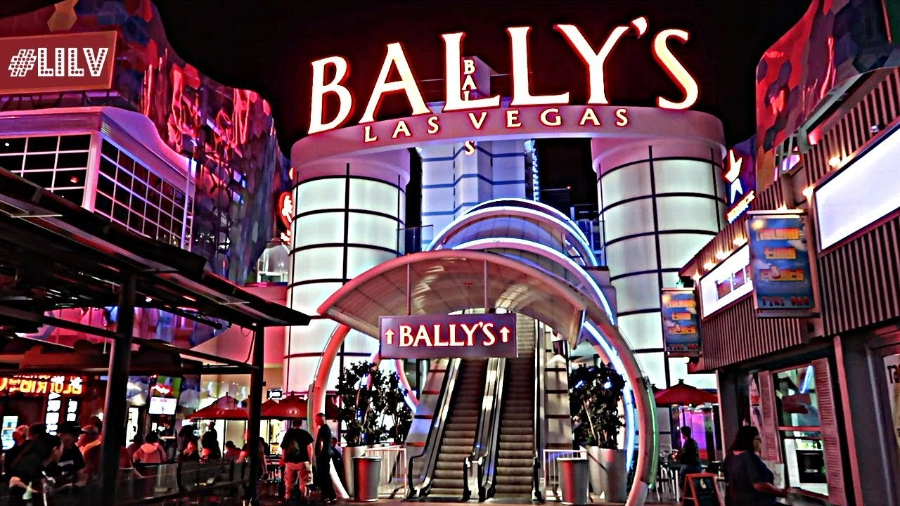 Do you know about BALLY'S Casino in Las Vegas? - YouTube