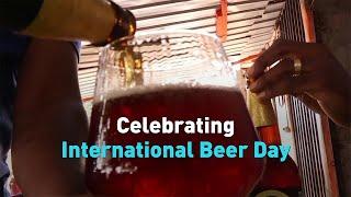 Celebrating International Beer Day