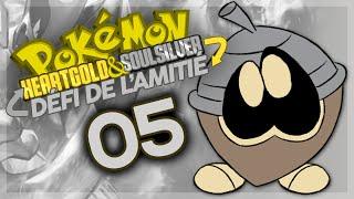 POKEMON SOULSILVER - DEFI DE L'AMITIE - #5