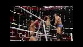 WeeLC Match El Torito vs. Hornswoggle WWE Extreme Rules 2014 Pre Show Segment 21