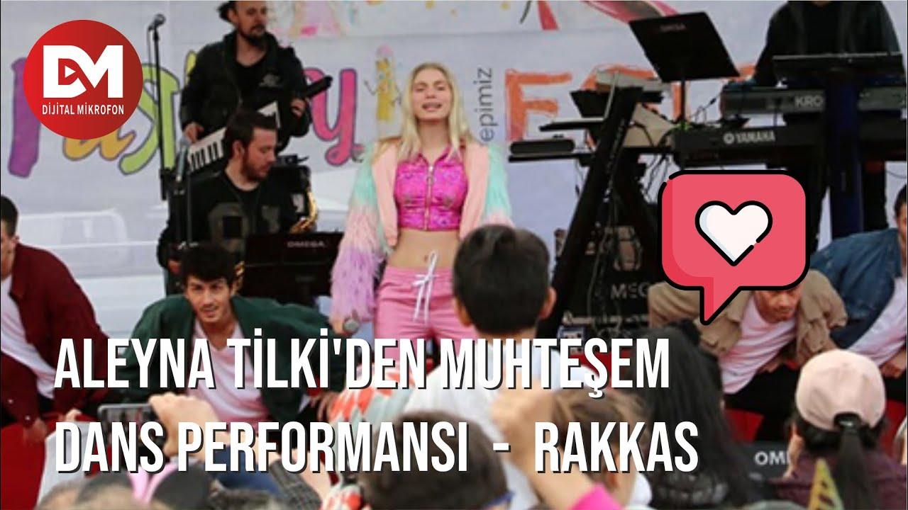 Aleyna Tilki'den Muhteşem Dans Performansı - Rakkas -