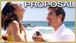 Jared Proposes To Ashley I | Bachelor In Paradise