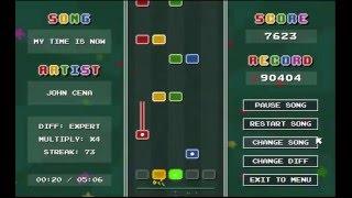 Chiptune Champion 8-Bit John Cena