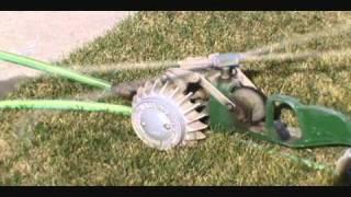 national walking sprinkler