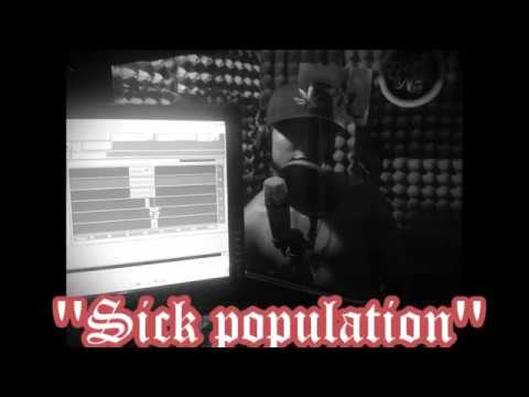 Base de Rap''Sick population'(Uso' libre)