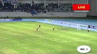 Adu Pinalti Yg Menegangkan AREMA CRONUS VS MADURA UNITED 1-4